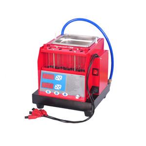 Vendita calda del carburante tester dell'iniettore detergente MST-30 la pulizia ad ultrasuoni incorporato 4 cilindri ad ultrasuoni con pompa SIEMENS