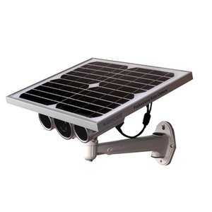 Wanscam HW0029-5 impermeable al aire libre de Seguridad 1080P Wifi energía solar cámara IP con visión nocturna con Starlight 16G tarjeta TF - enchufe para EE.UU.