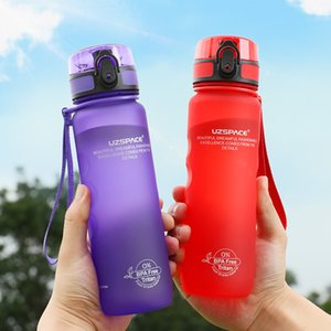 500ml Water Bottle Drinkware Drinking Bottle for Yoga Running Sports Bicycle