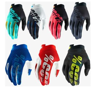 2019 Tld 100 %Mountain Bike Bicycle Riding Downhill Off -Road Gloves Long Finger Motorcycle Racing Full