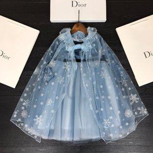 de qualidade superior de 2020 roupa dos miúdos meninas vestir vestidos Bebé do verão roupas 20200311-567 * 2328