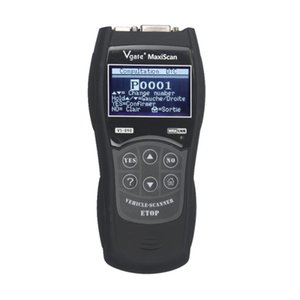 Plus récent OBD2 Scanner Maxiscan Vgate VS890 Code de défaut de diagnostic automatique Lecteur-outil universel pour voiture OBD 2 II OBDII VS 890