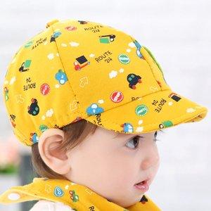 2019 Baby Kid Boy Girl Toddler Infant Hat Little Car Baseball Beret Cap Czapka Dziecko Newborn Kids Lovely Fashion Casual Hats