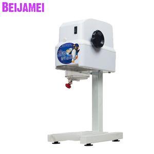 BEIJAMEI Оптовая машина для бритвы льда / электрическая дробилка ледяного блока / коммерческая дробильная машина для бритья для продажи