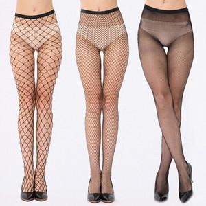 패션 여성의 섹시한 그물 Fishnet 바디 스타킹 Fishnet 패턴의 팬티 스타킹 파티 스타킹 탄성의 eggings 스타킹 고품질의 C19011201