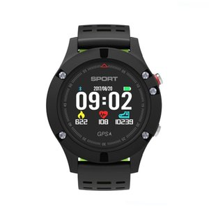 GYKZ impermeável Sport Pulseira F5 Pulseira trilha da aptidão Heart Monitor taxa de pulso Medidor Professional Outdoor Smartwatch