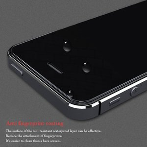 Tempered Glass On The For Apple iPhone 6 7 8 Plus Screen Protector 9h Anti Blue Light Protective Film Glass For iPhone X Xr Xs Xmax A4