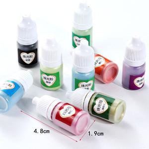 Crafts Pigment Powder Pearlescent Mica UV Resina Epoxy Powder DIY Artesanía Accesorios WXV Venta
