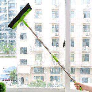 Magic Broom Sweeping Hair Artifact Bathroom Wiper To Scrape The Floor Single Household Mop Broom Toilet Loor Cleaning Tool VT0125