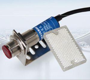 M18 Laser Sensor Infrared Feedback Reflex Photoelectric Switch Sn -4m 200ma 10 -