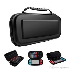 탑 셀러 Nintendo Switch Carrying Case를위한 휴대용 EVA 스토리지 백 커버 케이스 NS NX 콘솔 보호용 하드 쉘 컨트롤러 여행용