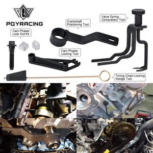 Motores Reparação Kit de ferramentas para acessórios Ford 4.6L / 5.4L / 6.8L 3V viaturas Cambota Posicionamento Ferramenta de Momento Cadeia Locking Ferramenta RQP-VSC10