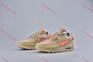 xshfbc Men 90 Running Shoes Designer Desert Ore World cup Triple White Black Red off Sneakers 90s Trainers classic Sports Chaussures zapatos