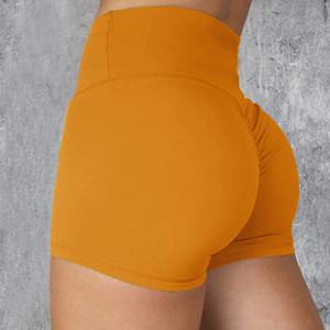 Corto da donna con Push-Up, Compression e Super Stretchy, Perfect For Yoga, Workouts e Running