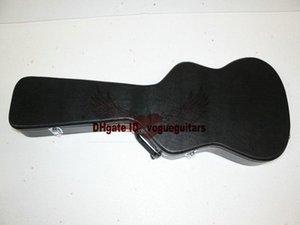 Casos frete grátis !! Electric Bass Preto rígidos (Guitarra Com Hardcase preço, não é vendido separadamente)