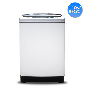 Free shipping 380w Power Washer Can Wash 8kg Clothes Top Loading Washer Automatic Top Loading Washing Machine