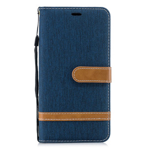 Ковбой PU кожаный кошелек чехол для Xiaomi Pocophone F1