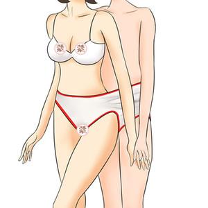 Пары Double Wear Flirting Трусы 2019 Пол штаны белье Сексуальное игрушки для пар нижнего белья New T носить белье Fvtvh