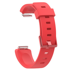 Fitbit Inspire Inspire HR 에이스 2 연약한 실리콘 TPE 보충 시계 밴드 팔찌 팔찌 악대 착용 가능한 벨트 결박을 위해 300PCS / LOT