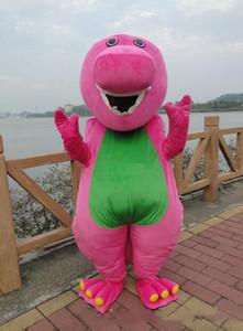 Vendita diretta in fabbrica Barney costume mascotte Barneymascot costume Mickey Barney spedizione gratuita
