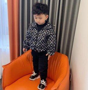 귀여운 봄 어린이 코트 가을 키즈 자켓 남자 자켓 코트 활성 보이 윈드 아기 의류 의류 A01