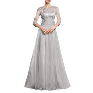 Feitong Women Dress Sling Cross Vintage Evening Slim Long Dress Hollow Loose Lace Elegant Party Dresses Feminina Vestidos