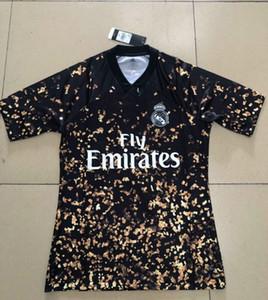 2020 Real Madrid Limited Edition футбол Джерси EA Sports трикотажных изделий # 9 Бензема # 10 Модрич ОпАСНОСТЬ Реал специальная версия футбольные футболки