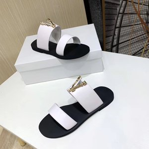 new fashion designers design woman's and men slippers High Leather woman's slippers European and american style with the packing hot sal