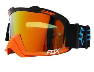Limited edition FOX 2020 latest off-road helmet goggles motorcycle goggles ski glasses off-road windshield goggles downhill windproof windpr