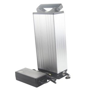 Taşınabilir ve Yüksek kapasiteli 48 V 20AH yüksek kaliteli elektrike bisiklet aküsü 300 W için 1500 W DC motor ile Şarj