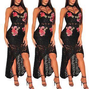 Elegant Women Formal Wedding Sexy Club Party Long Ball Prom Gown Mermaid Bodycon Dress Plus Size Dress hot