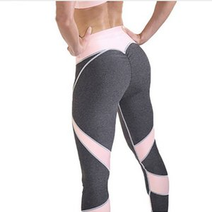 MoneRffi 2019 Leggings gothiques à séchage rapide Mode Leggings respirants Fitness Leggings slim élastiques Pantalons brillants