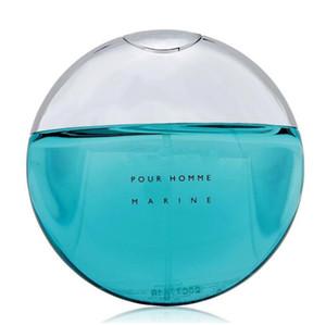 Nouvellement Pour la maison cologne marine EAU DE TOILETTE pour les hommes fascinés d'eau d'énergie mâle 100 ml Livraison gratuite