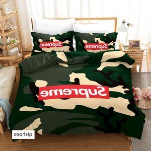 3d bedding original fashion street fashion cross-border 3piece suit foreign trade queen Bed Comforters Sets designer bedding sets Quilt G