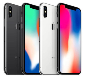 100% Original Apple iPhone X Without face id 64GB 256GB iOS 13 5.8inch 12MP Dual Rear Camera Refurbished Phone