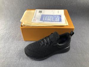 Chegada Nova VNR sapatilha confortável e respirável completa malha mesh V.N.R Homens sapatos de grife sapatos casuais