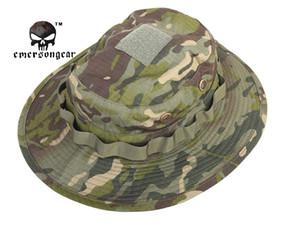 Emerson táctico Bonnie Ejército Hat ajustable rascado anti Combate mono de camuflaje Sombrero camo sombreros Headwear Multicamara Tropic EM8728