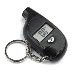 Keychain Miniature Tire Pressure Gauge