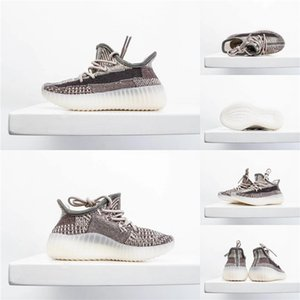2020 Top New Kids Shoes Kanye Boost Kid & Children Athletic Running Shoes Children'S West Boosts Child Sports Sneaker Eur 24-35#907