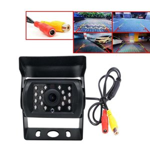 Heavy Duty 4 Pin RCA Vehicle Rear Side View Camera Extension Cable For Truck RV Bus Trailer IR Night Vision Waterproof car