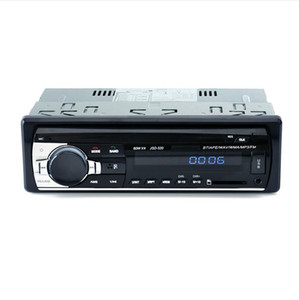 2,5 pollici 1 Radio di baccano USB Stereo FM Player 12V Bluetooth AUX-IN MP3 con telecomando JSD520 Car Audio Player