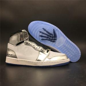 Versión superior 1 Hola Piense 16 zapatos de baloncesto Diseñador pasar la antorcha hombre más nuevo que Chrome Turbo blanco Verde Negro Moda Sport zapatillas de deporte