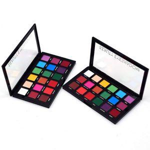 2020 18 Colors Matte Eyeshadow Palette Eye Shadow Pigmented Long Lasting Makeup Cosmetics