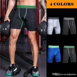 Hommes Gym Sport professionnel Basketbal Pantalon de jogging Fitness Course à pied Collants Sexy Body Pantalons Mise en forme rapide Shorts sec Sportwear sport