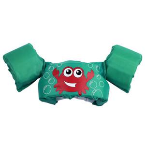Puddle Jumper Piscina Life Cartoon Float Giacca di sicurezza per i bambini neonati