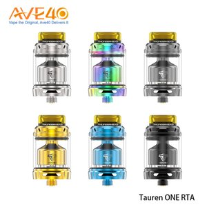 ThunderHead Creation Tauren One RTA Tank 2ml 4.5ml con 3D Honeycomb Airflow System per Tauren Max Mech Mod 100% originale