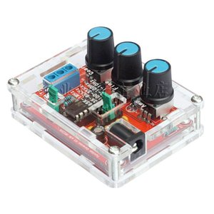 Function Signal Generator DIY Kit Sine Triangle Square Output 1Hz-1MHz Signal Generator Adjustable Frequency Amplitude XR2206