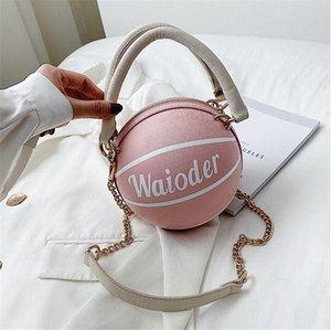 Basketball Bolsa de luxo Womens Bolsas Basketball Clutch Bolsas Basquetebol Bolsas Mulheres Tote bolsas de couro Shoulder Bag 18882 D05