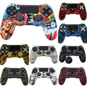gnunc Chrome PS4 Skin Housing Shell Case Cover Paint Sony PlayStation 4 For Controller