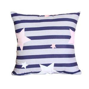 Small Fresh Style Pillow Cotton Pillows Cute Cartoon Home Bed Decor Creative Pillow Cover